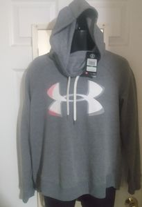 NWT NEW Under Armour Women's Hoodie Size Large